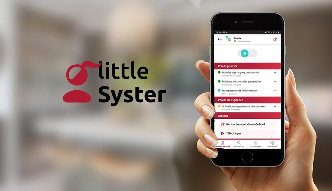 Little Syster: the first privacy trust index for digital services